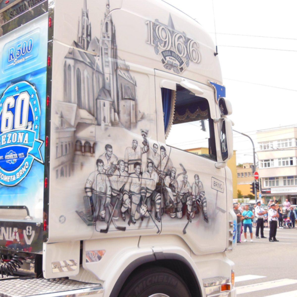 Truck Sraz Zlín 22. – 24. 8.